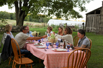 BACK ON THE FARM: MY GREATEST (SIMPLE) DINING EXPERIENCE